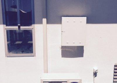 House rewired and new switchboard installed in Marion