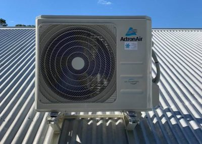 Actron air conditioner service and maintenance at Serafino Wines, South Australia
