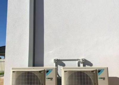 Daikin Air Conditioning Unit Installed in an Adelaide office complex