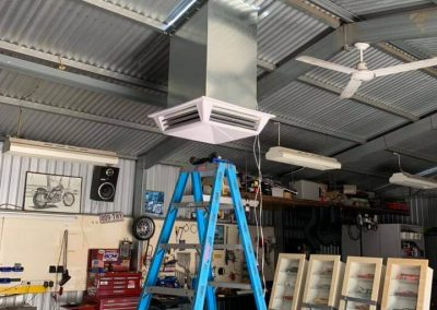 Ducted air conditioner installation in Parkside, South Australia